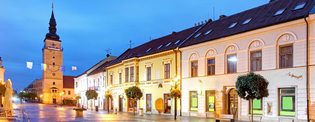 Mesto Trnava Trojičné námestie