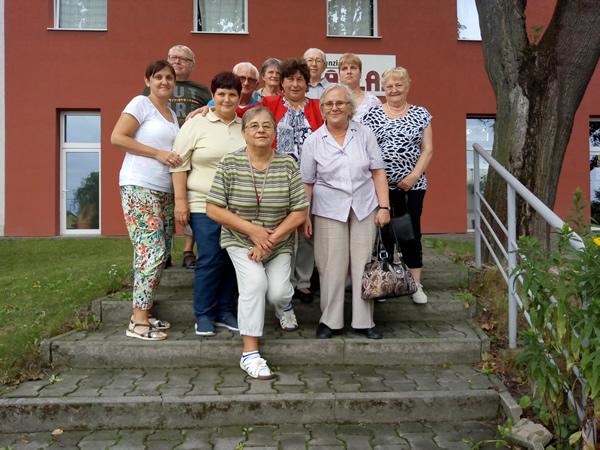 Pobyt pre zrakovo postihnutých a ich najbližších príbuzných